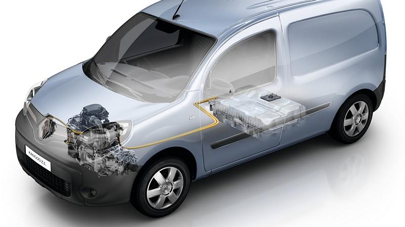 Renault Kangoo ZE 4146