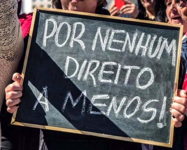 Confira as cidades do Paraná com protestos marcados para esta sexta-feira (30)