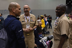 Team Navy Competes in DoD Warrior Games