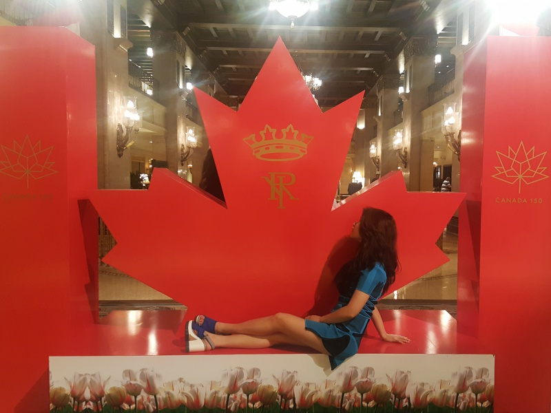 Royal York Hotel Canada Day