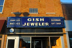Gish Jeweler, Mendota Illinois
