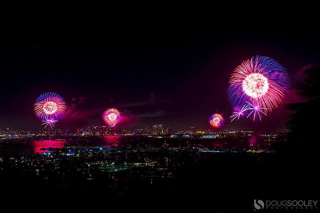 4th of July San Diego