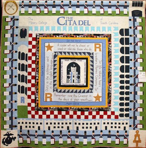016: Citadel Quilt—Elizabeth Miller