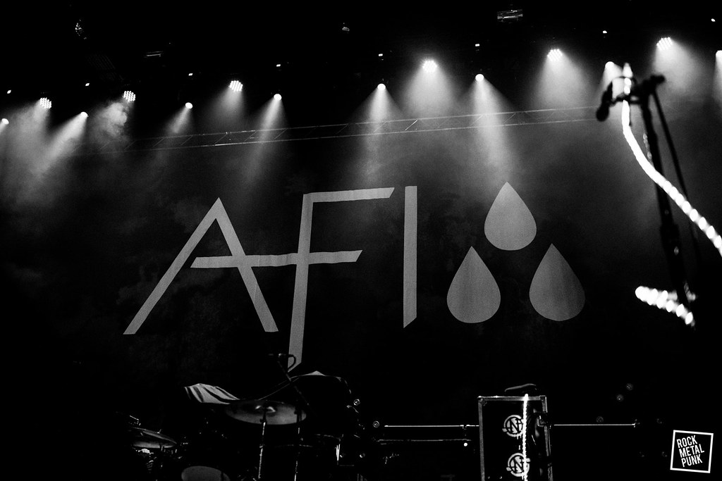 3.06.2017 // AFI @ Stage AE Pittsburgh, PA // Taken by Mia Conte
