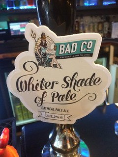 Bad Co, Whiter Shade of Pale, England