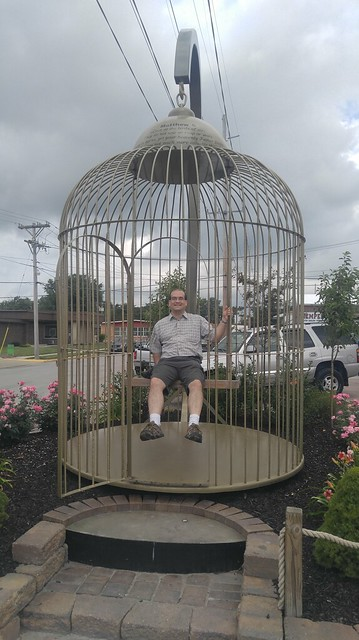 World's Largest Bird Cage, Casey, IL