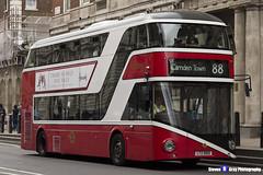 Wrightbus NRM NBFL - LTZ 1060 - LT60 - General - Camden Town 88 - Go Ahead London - London 2017 - Steven Gray - IMG_0802
