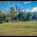 Campo de fútbol en Universidad de Querétaro por Guillermo R.