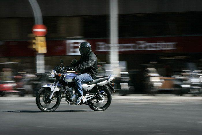 Yamaha YBR 125 2006 - 8