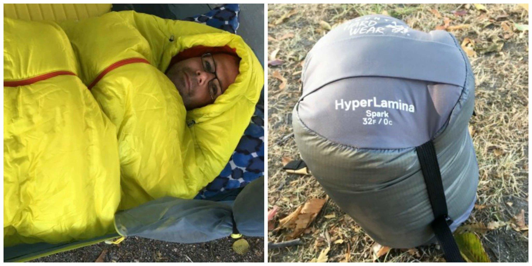 saco Mountain Hardwear HyperLamina Spark