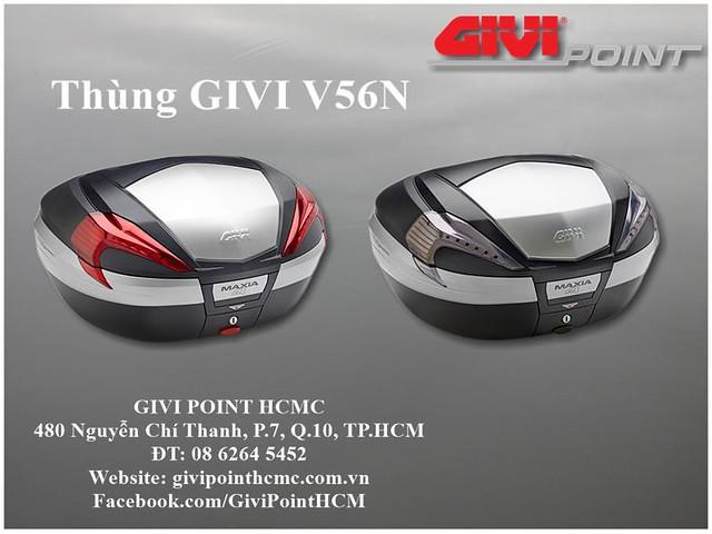 Thung xe Givi - 35