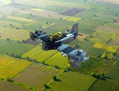 Dieselpunk Airplane by Gotz