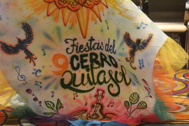 Rueda de prensa 9nas Fiestas del Cerro Quitasol
