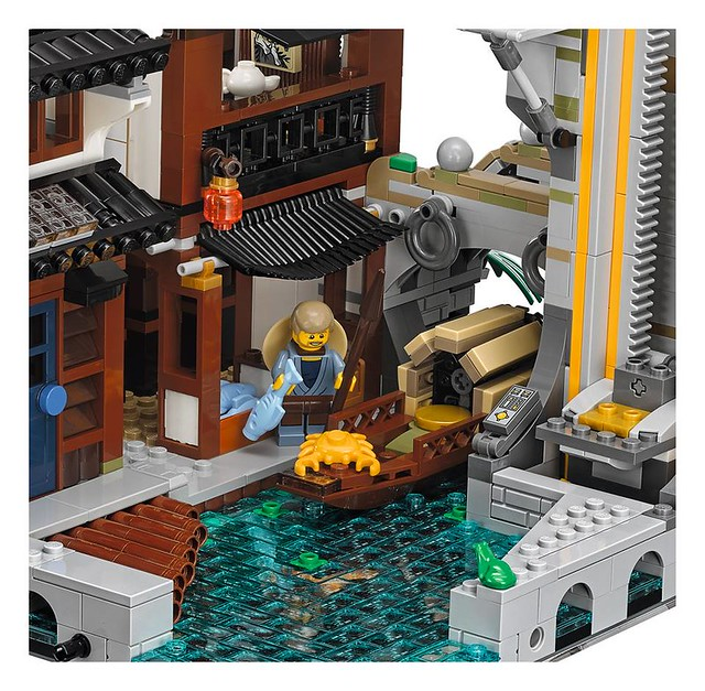 The LEGO Ninjago Movie 70620 Ninjago City 6