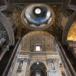 Mosaic Dome - St. Peter's Basilica
