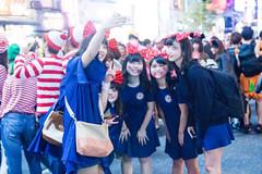 Shibuya Halloween 2016 (October 31)