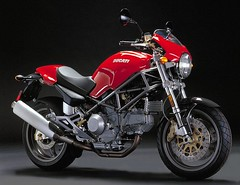 Ducati 900 MONSTER ie 2001 - 7