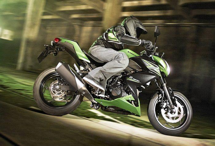 Kawasaki Z 300 2016 - 3