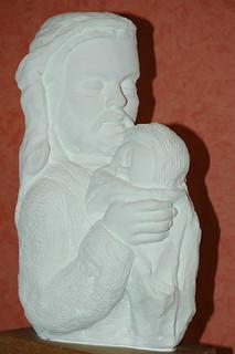 42.- St. Joseph et l'enfant 3