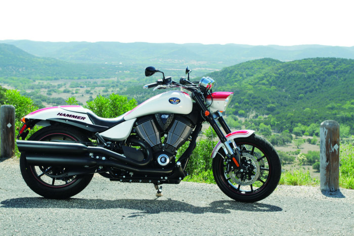 Victory 1700 HAMMER S 2016 - 10