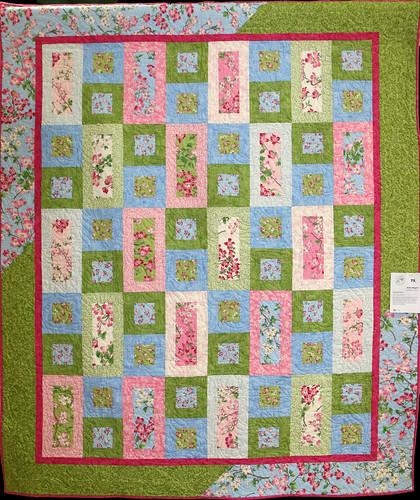 075: Dogwood Quilt—Kathy Beguin