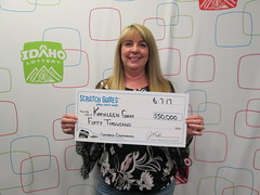 Kathleen Gray - $50,000 - Cowbell Cashword - Hayden - Maverik