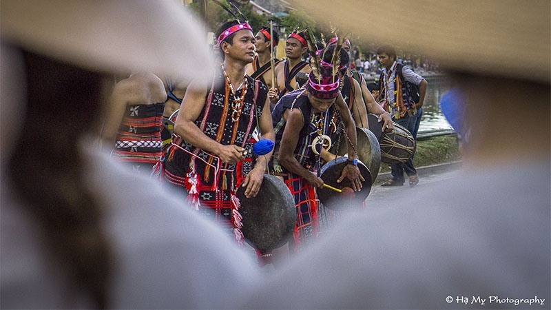 Co Tu Night Festival in Hoi An 1