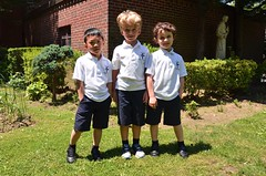 Boys On The Last Day Of First Grade