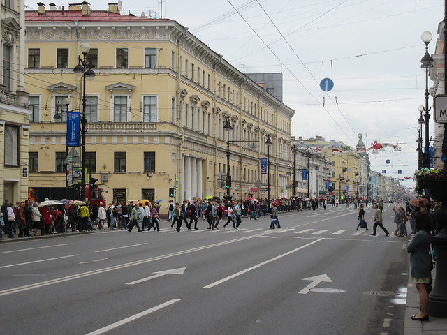2017-06-12 Anti-Corruption Rally, St. Petersburg, Russia