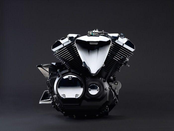 Yamaha XVS 950 Tour Classic 2010 - 38