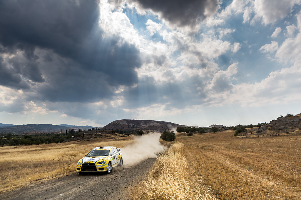 26 during the 2017 European Rally Championship ERC Cyprus Rally,  from june 16 to 18  at Nicosie, Cyprus - Photo Thomas Fenetre / DPPI