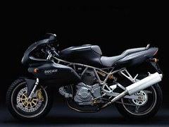 Ducati 750 SS 2001 - 3