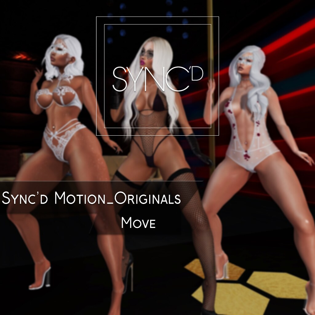 Sync'd Motion__Originals - Move Pack @ Mainstore