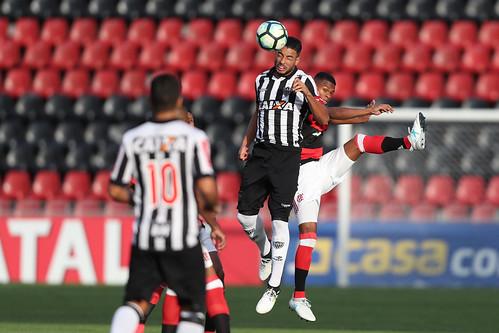 Final da Copa do Brasil Sub-20 Flamengo x Atlético Mineiro. Lucas  Figueiredo  6cb880018a250