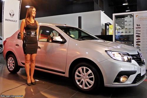 Renault Symbol, Francisca Grandi