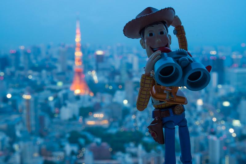 胡迪遊鐵塔|Tokyo Tower