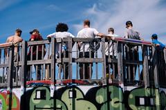 Spectators (skateboarding)