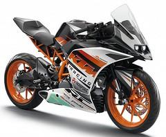 KTM RC 390 2014 - 16