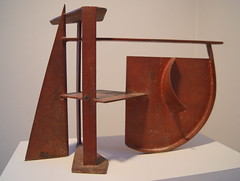 Bevægelsesproblem = Problem of Motion, 1955 de Robert Jacobsen, Danmark - Denmark 1912 1993  Jern / Iron