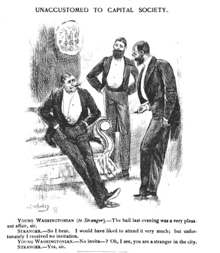 unaccustomed to capital society (1887)