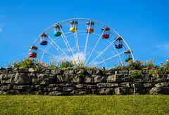 Ferris wheel at Barry Island