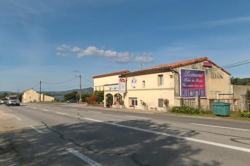 Route Nationale N7 - La Coucourde (France)
