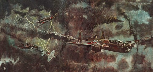 Air Battle of Over Burma