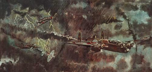 Air Battle of Over Burma