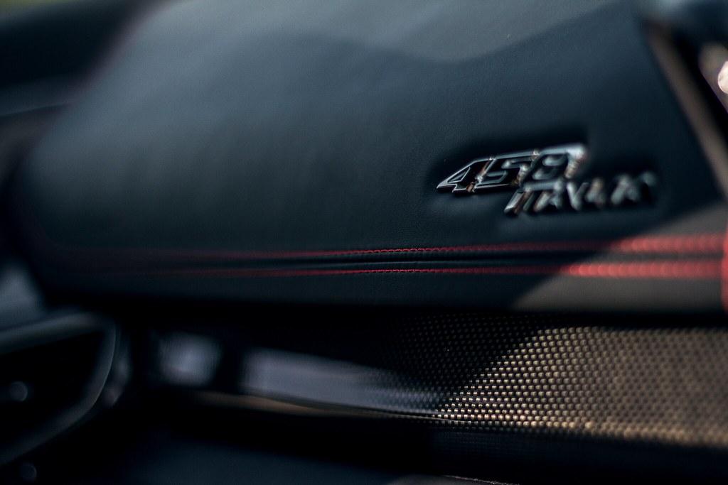 Ferrari 458 reviews