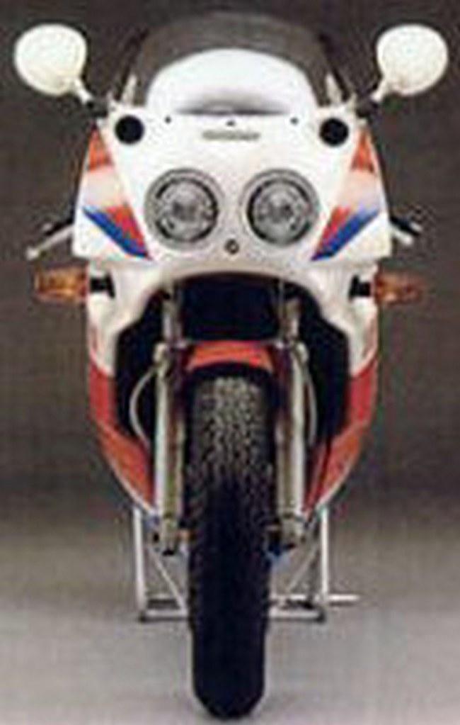 Yamaha FZR 750 R - OW 01 1989 - 8