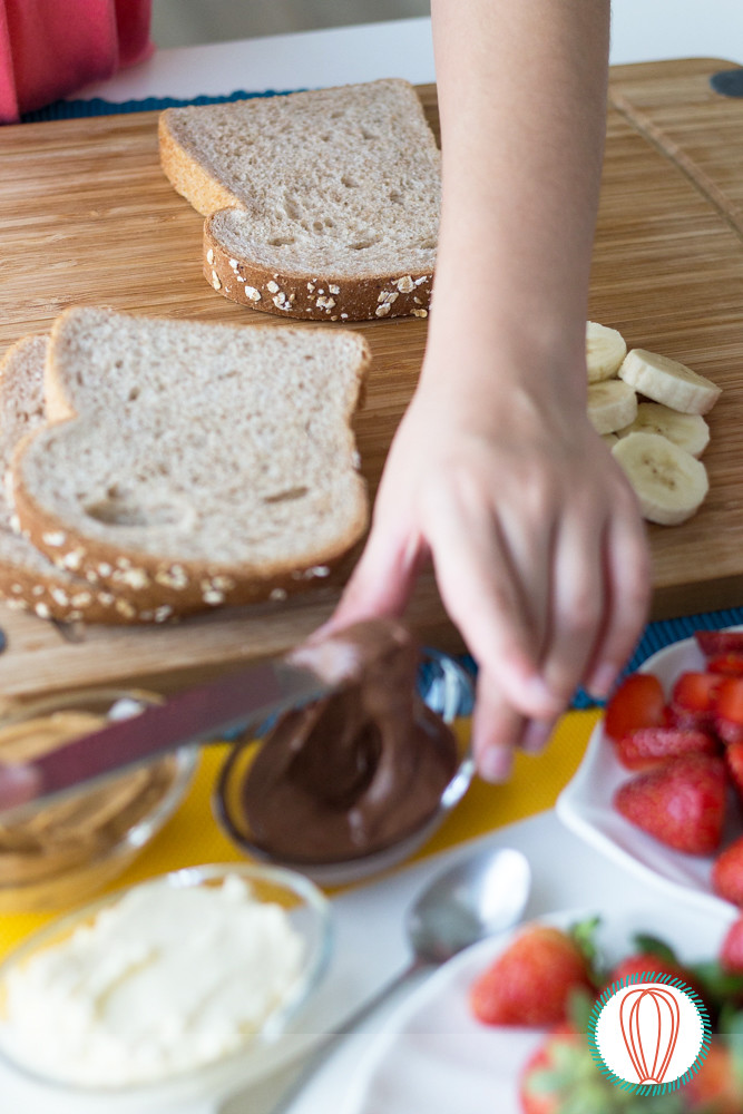 Little Foodies: Animal Toasts