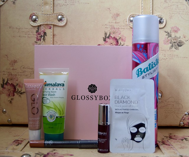 June Glossybox '17