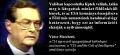 Victor Marchetti - CIA és a Hírszerzési Szekta