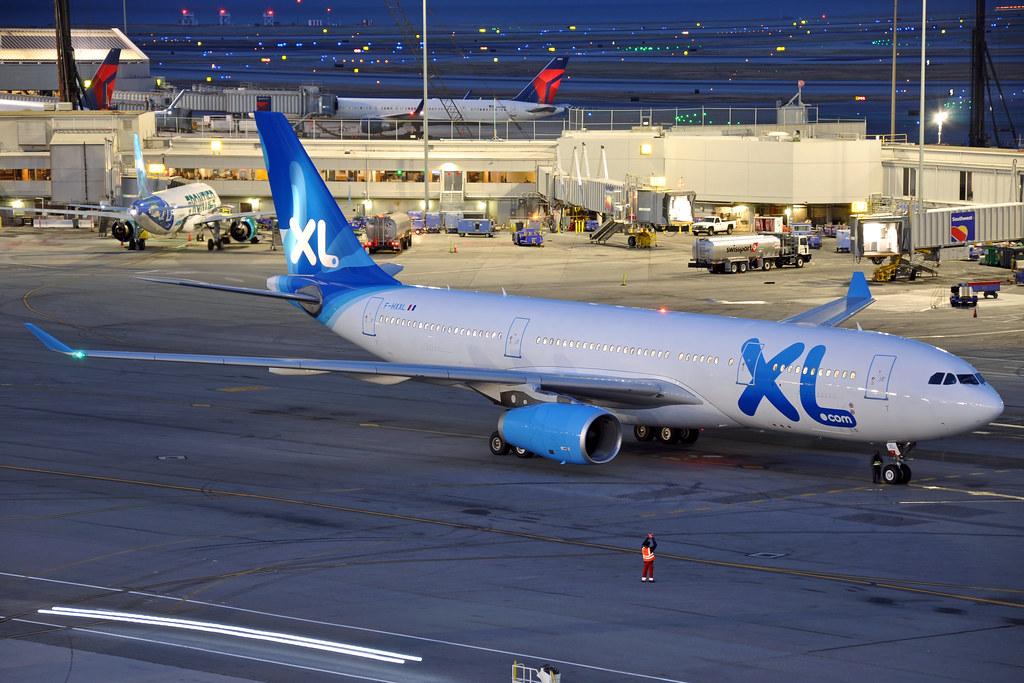 F-HXXL - A332 - Aigle Azur